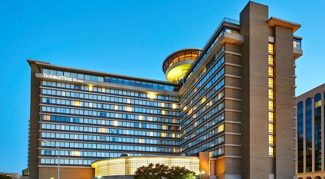 Double Tree Hilton Crystal City